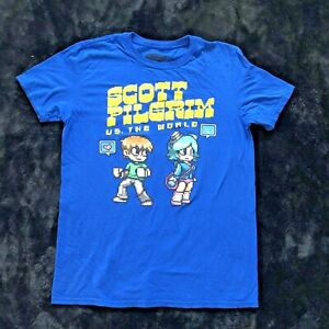 Ripple Junction Men's Scott Pilgrim T-shirt Size Medium