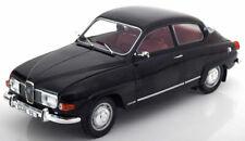 MCG 1971 Saab 96 V4 Black 1:18 New Item! Very Nice Car!!