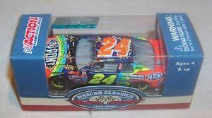 1:64 ACTION 1998 #24 DUPONT DARLINGTON WINNER JEFF GORDON NASCAR CLASSICS NIB