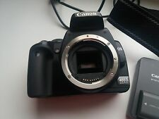 Canon EOS 400D Digital 10.1 MP SLR Camera Body, Battery, Charger