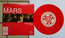Jared Leto THIRTY SECONDS TO MARS The Kill Vinyl Single Red
