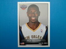 2014-15 Panini NBA Stickers Collection N.241 Jrue Holiday New Orleans Pelicans