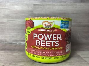 Healthy Delights - Naturals Power Beets Circulation Superfood 30 Servings Acai