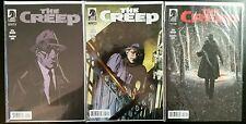 The CREEP #1, 2 & 3 (2012 Dark Horse Comics) Comic Book - NM