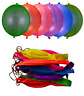 LARGE PUNCH BALLOONS CHILDREN LOOT GOODY PARTY BAGS PINNATA FILLERS TOYS
