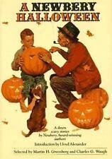 A Newbery Halloween : A Dozen Scary Stories by Newbery Award-Winning Authors Gr