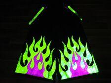 Raver ore Techno Tanz Hose fluoreszierend PHAT Pants Melbourne Shuffle 14-6