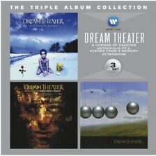 Dream Theater - The Triple Album Collection (2012)  3CD  NEW/SEALED  SPEEDYPOST