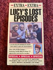 Lucys Lost Episodes (VHS, 1990)