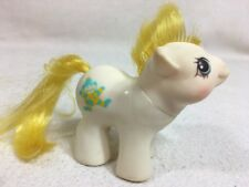 Vintage My Little Pony G1 Hong Kong Newborn Baby Twin Puddles Big Top 1987