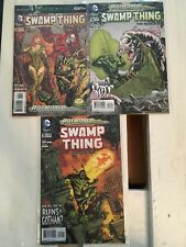 Swamp Thing DC Comics The New 52! – Heft 13-15 englisch