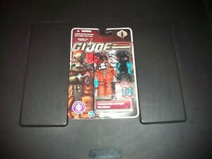 GI JOE 30th Anniversary 2011 HAZARD-VIPER Action Figure MOC!