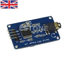 Control UART Serial MP3 Music Player Nuevo Módulo para Arduino/ARM/Pic/Avr