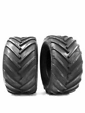(2) New 26X12.00-12 Tractor Lug Tires WITH TIRELINER FLAT PROF SYSTEM
