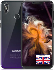 "CUBOT P20 6.18"" Notch Screen Storage 1.5Ghz 4000mAh 20+2MP/13MP TWILIGHT BLACK"