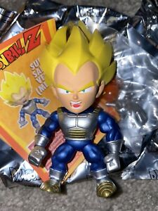 The Loyal Subjects Dragon Ball Z Hot Topic Metallic Super Saiyan Vegeta *Chase*