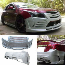 ABS Plastic Bumper Bodykit Snap Type For Chevrolet Cruze 11-14 shipping by sea