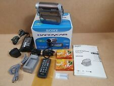 Sony Handycam DCR-HC90E Wide LCD Camcorder With Two Sealed Tapes Boxed