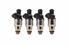 New Set of 4 Fuel Injectors Bosch 62825 For 228i F22 F23 320i xDrive F30 F33 EU6