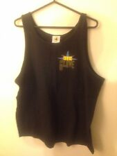 Vintage Body Glove Tank Top - Size XL Muscle Surf Beach Skate Neon Shirt