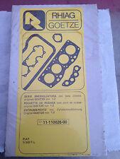 SERIE SMERIGLIO TESTATA 500 F/L GOETZE