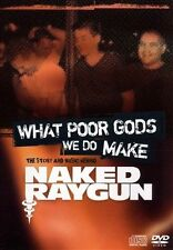 Naked Raygun: What Poor Gods We Do Make - The Story and Music... DVD (2007)