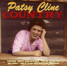 Country by Patsy Cline (CD, Jan-2003, Music Mill)