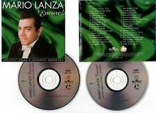 "MARIO LANZA ""Encore !"" (2 CD) Greatest Arias & Operatic Favorites 1997"