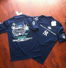 NWT NYPD FDNY NEW YORK YANKEES ALL STAR GAME HEROES LEGENDS MADE T SHIRT MENS S