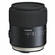 Tamron SP 45mm F/1.8 Di VC USD Lens (Canon) *NEW* *IN STOCK*