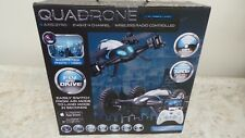 NEW QUADRONE 6 AXIS GYRO 2.4 GHZ 4 CHANNEL WIRELESS RADIO CONTROLLED DRONE 57952
