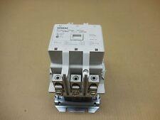 1 NEW SIEMENS CLM0E03208 LIGHTING CONTACTOR 100 AMP 3 N.O. OPEN 100A 208V COIL
