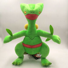 Sceptile Forest Pokemon Plush Toy Jukain Pokedoll Stuffed Animal Figure Doll 13""