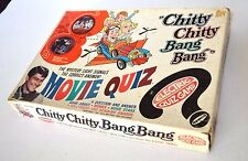 Childrens Chitty Chitty Bang Bang Board (1968) Movie Quiz Electronic Board Game