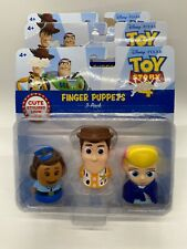 Toy Story 4 Finger Puppets Woody Bo Peep Giggle McDimples