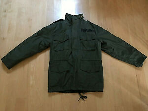 Limited Edition Resistance: Fall Of Man Army Jacket  New! Play Station !