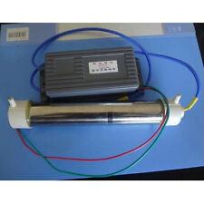 3g AC 110v Ozone Generator Ozone Tube DIY 3g/hr for WATER Plant Purifier