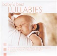 Various Artists : Babys Best: Lullabies CD