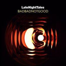 BADBADNOTGOOD - LATE NIGHT TALES    CD NEU