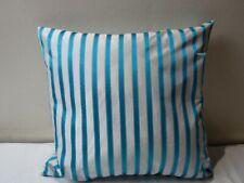 Designers Guild Fabric 100% Silk Franchini Turquoise Cushion Cover