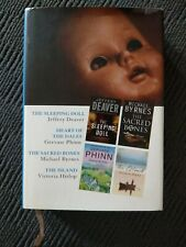 The Sleeping Doll/Heart of the Dales/The Island/The Sacred Bones, Jeffery Deaver