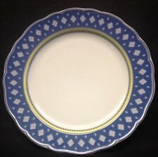 "Wedgwood Tuscany Collection Mediterranean Dinner Plate 10 1/2"" EUC"