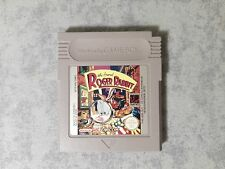 WHO FRAMED ROGER RABBIT - NINTENDO GAME BOY, COLOR GBC, ADVANCE GBA - PAL LOOSE