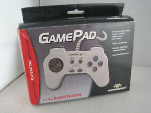 Performance Sony Playstation 1 PS1 Controller GamePad Turbo