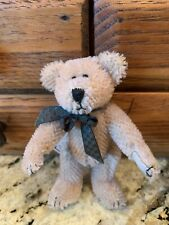 Boyds Bears Orville Bearington #590085-03 Mohair Bear Collection with tags