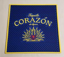 Corazon Tequila Rubber Bar Service Spill Mat New