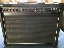 Crate G.40C Twin Speaker Electric Amplifier