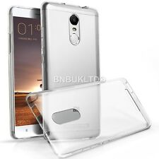 Delgado silicona Clara Transparente Gel Estuche para Xiaomi Redmi Note 3