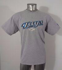 Toronto Blue Jays MLB baseball Nike men's t-shirt gray M