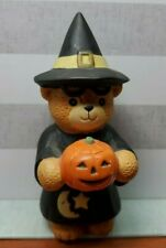 Enesco Lucy and Me Lucy Rigg Halloween Witch bear 1984